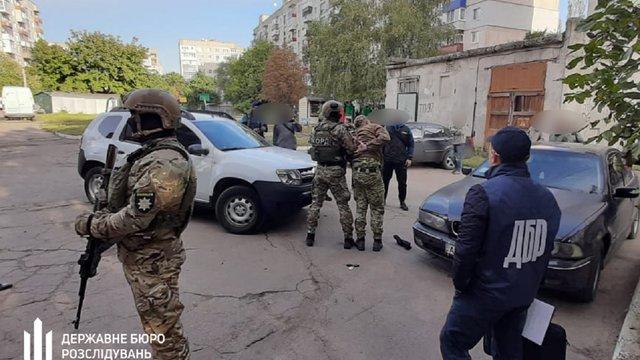 ДБР затримало прикордонника, який працював на «народну міліцію ЛНР»