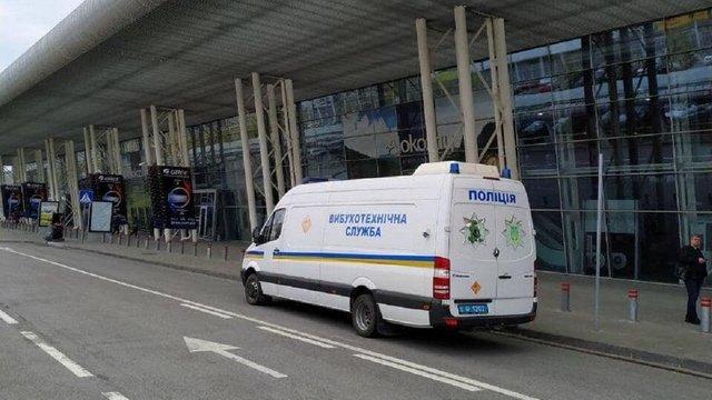 З аеропорту «Львів» евакуйовують людей через повідомлення про замінування