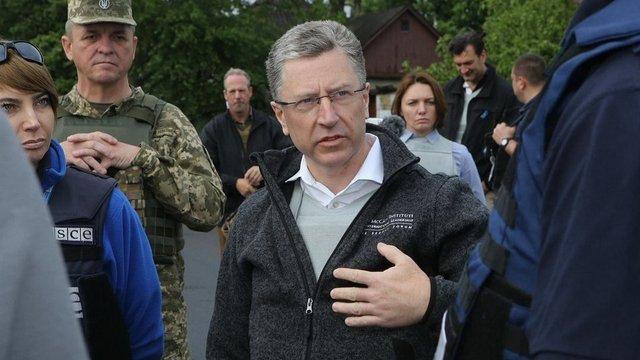Спецпредставник Держдепу США у справах України Курт Волкер подав у відставку