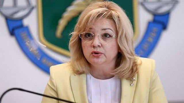 Кабмін звільнив підозрювану у незаконному збагаченні голову Держаудитслужби