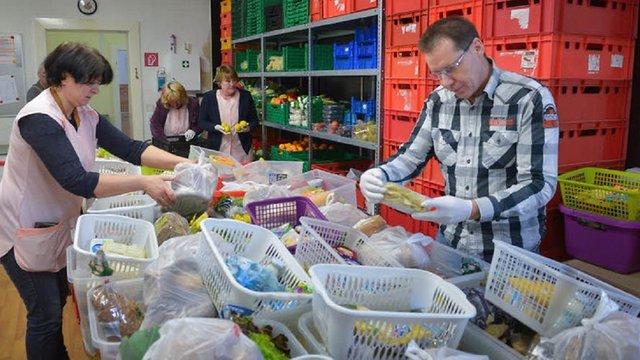 Львівська міськрада виділить приміщення для створення «банку їжі»