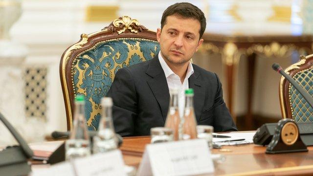 Зеленський пропонує розробити «перехідне правосуддя» для реінтеграції Донбасу
