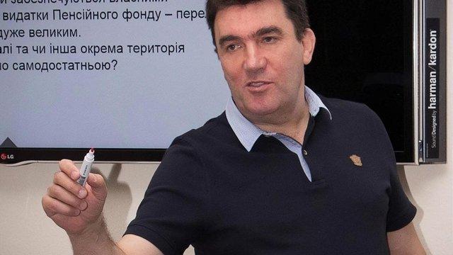 Новим секретарем РНБО став колишній нардеп від «Батьківщини» Олексій Данілов