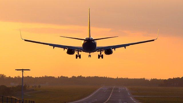 Львівський аеропорт заявив про небезпеку через діяльність двох сміттєвих компаній