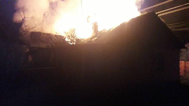 В пожежі на Сокальщині загинув 56-річний чоловік