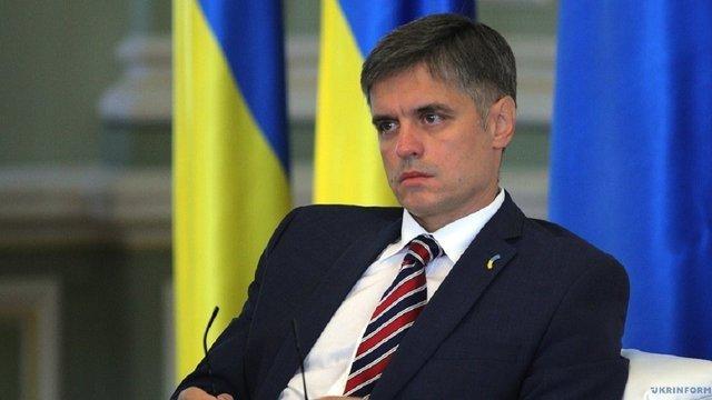Голова МЗС України допустив відновлення залізничного сполучення з окупованим Донбасом