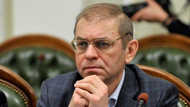 Печерський суд відправив екс-нардепа Сергія Пашинського під арешт