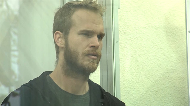 Вінницький суд арештував американського ветерана АТО, якому у США загрожує страта