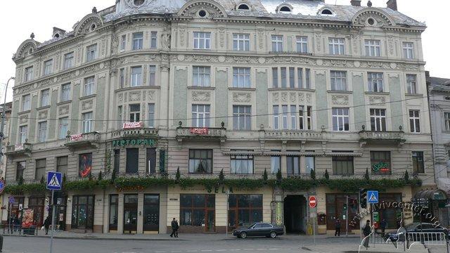 Через брак державного фінансування «Самопоміч» виїде з офісу у центрі Львова