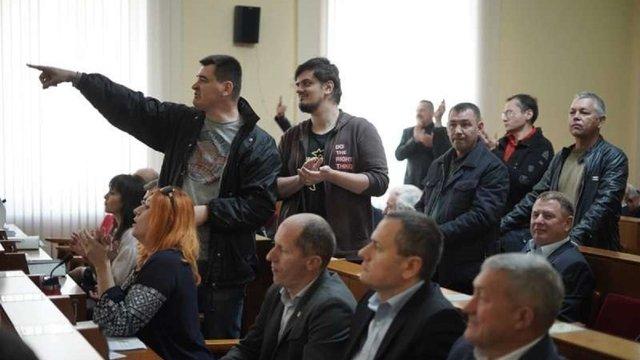 Чернівецька облрада звернулася до Зеленського та Верховної Ради через «формулу Штайнмаєра»
