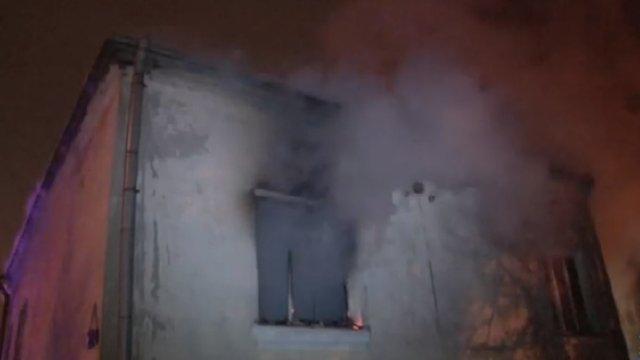 У Львові під час пожежі в приватному будинку загинула жінка