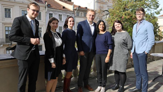 Львів змагатиметься за право проведення конгресу ЮНЕСКО