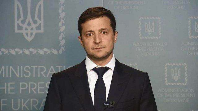 Зеленський закликав учасників акцій 14 жовтня «не створювати картинку для російських ЗМІ»
