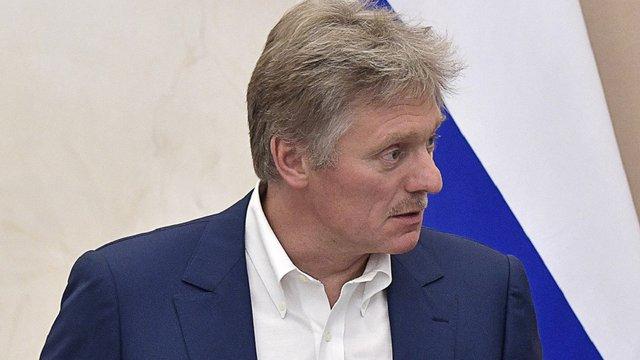 Кремль відмовився обговорювати питання Криму в «нормандському» та в будь-якому іншому форматі