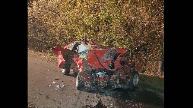 У ДТП на Миколаївщині загинули четверо людей, в тому числі семирічна дівчинка