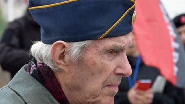 У Львові помер 94-річний ветеран дивізії «Галичина» Іван Мамчур