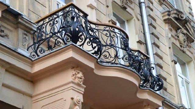 Мешканці будинків-пам'яток архітектури можуть отримати співфінансування на ремонт балконів