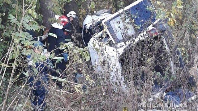 Двоє молодих дівчат загинули у ДТП на Тернопільщині