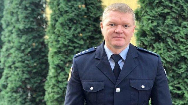 Новим начальником департаменту кіберполіції став Олександр Гринчак