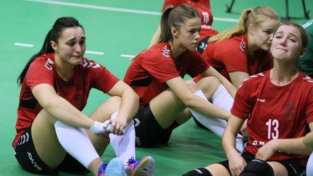 Львівська «Галичанка» обіграла румунок, але вилетіла з Кубка ЄГФ