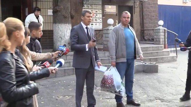 Олег Гладковський вийшов з СІЗО під заставу в 10 млн грн
