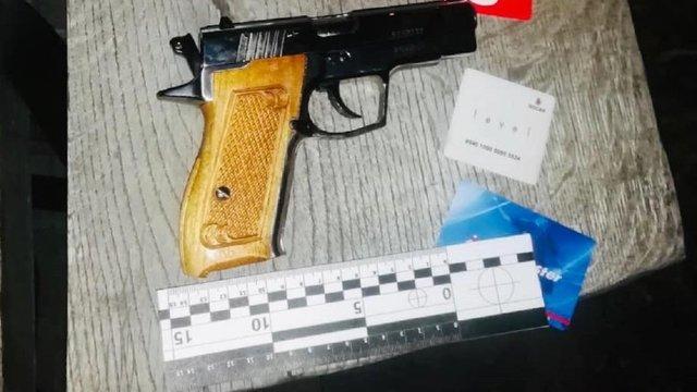 П'яний львів'янин влаштував стрілянину в івано-франківському ресторані