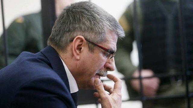 Суд скасував домашній арешт обвинуваченому в штурмі Євромайдану екс-голові СБУ Києва