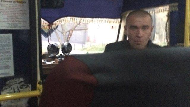 Поліція затримала 35-річного жителя Нового Роздолу, який розмахував зброєю в маршрутці