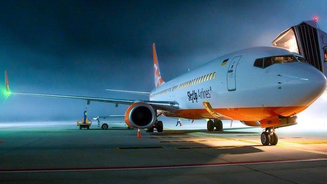 Авіакомпанія SkyUp відкрила рейс зі Львова до ОАЕ