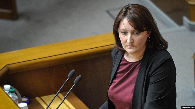 Екс-очільницю НАЗК Наталію Корчак підозрюють у приховуванні статків на понад півмільйона гривень