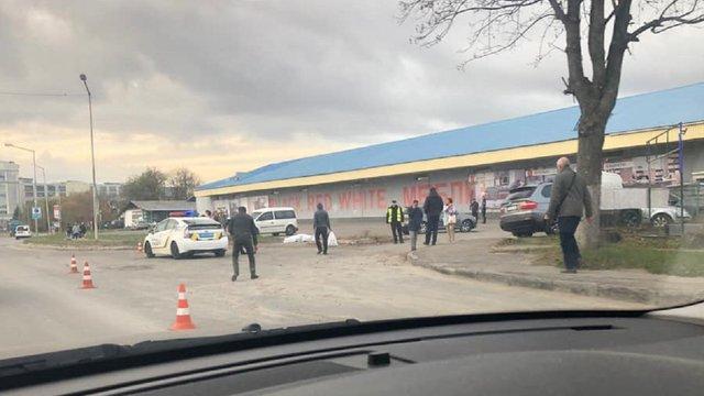 На Новому Львові авто на смерть збило 60-річну жінку