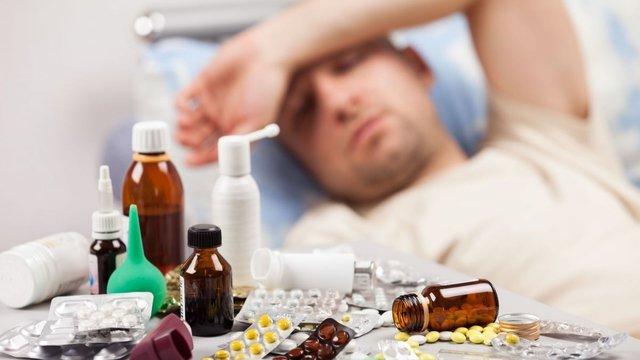 На Львівщині вже є перші хворі на грип