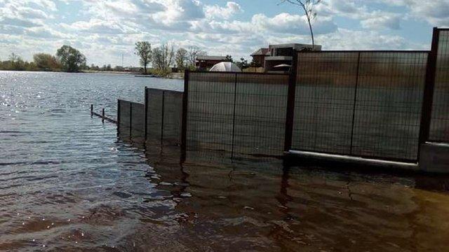 Верховна Рада заборонила обмеження вільного проходу узбережжями озер, річок та морів