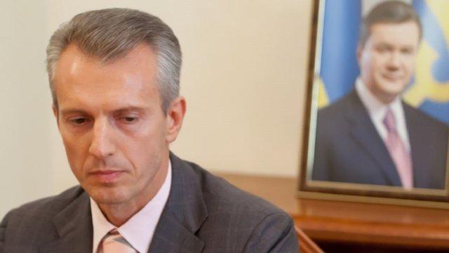 Валерій Хорошковський став безкоштовним консультантом Митної служби