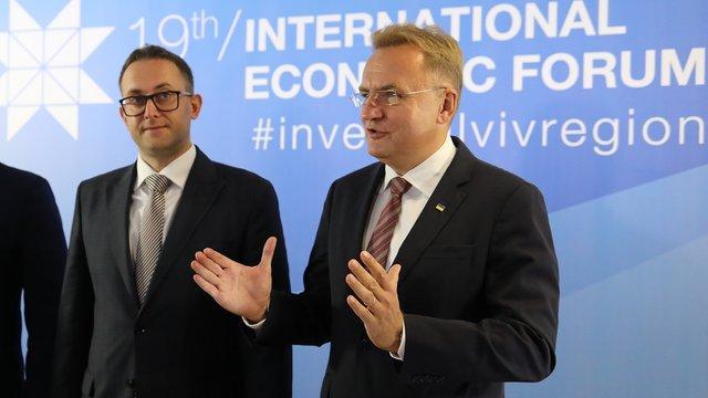 Мер Львова запропонував створити спільний з областю інвестиційний офіс