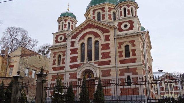 Поліція шукала вибухівку в головному храмі УПЦ (МП) у Львові