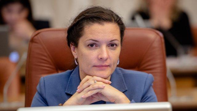 Очільниця МОЗ Зоряна Скалецька звільнила усіх своїх радників