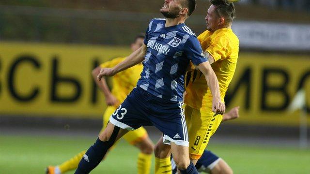 Львівський «Рух» вдома розгромив «Балкани» та впритул наблизився до лідера Першої ліги