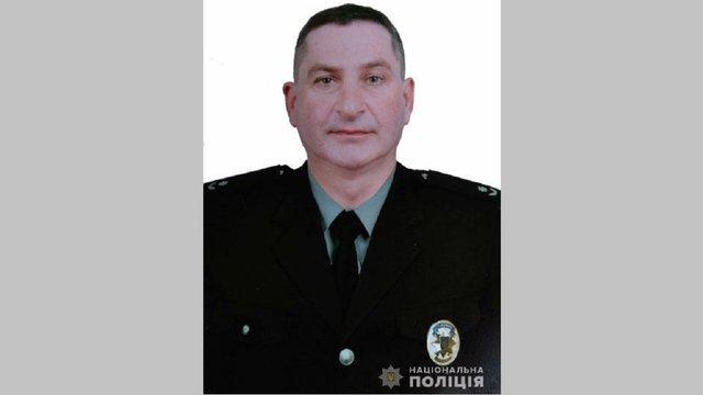 На блокпосту в зоні ООС помер поліцейський з Тернополя