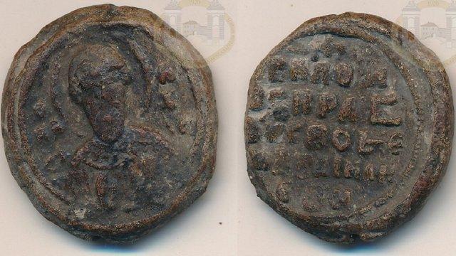 Білоруські археологи знайшли печатку князя Володимира Мономаха