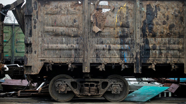 З 20 листопада в Україну заборонять ввозити старі вагони з Росії