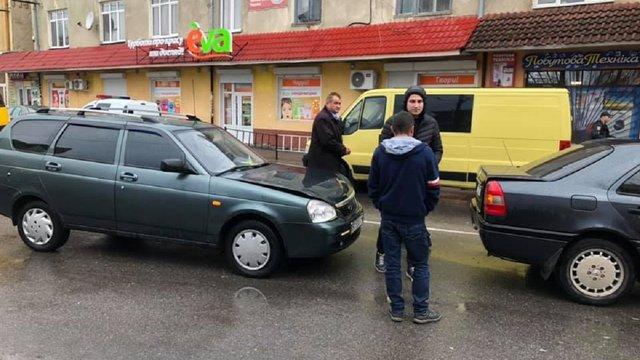Заступник мера Самбора потрапив у ДТП на автомобілі фірми нардепа Лопушанського