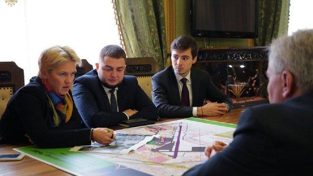 Польські інвестори хочуть збудувати вантажний термінал у Львівському аеропорту