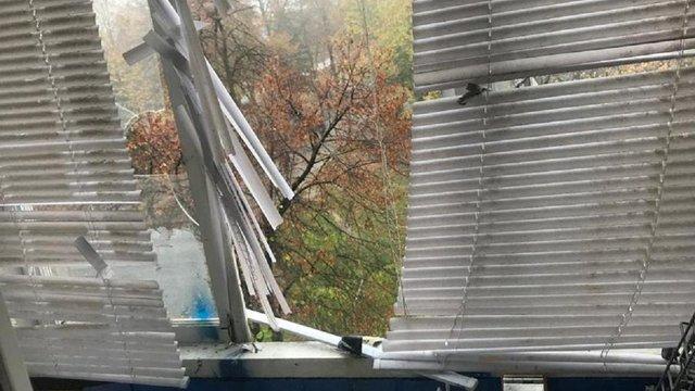 В Луцьку стався вибух у квартирі чоловіка, який виготовляв наркотики