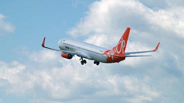 Український лоукостер SkyUp відкрив прямі рейси зі Львова до Парижа