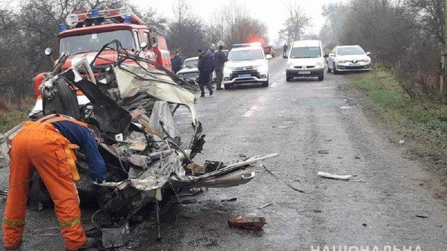 Внаслідок зіткнення «Запорожця» з вантажівкою під Бердичевом загинули двоє дорослих і дитина
