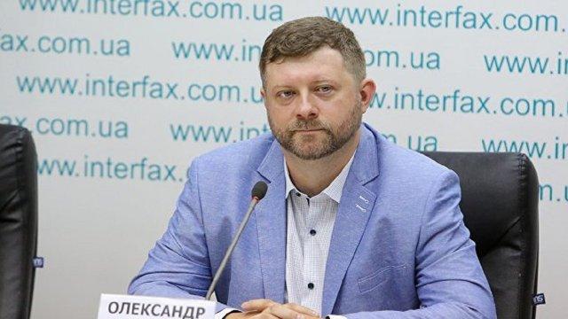 Новим головою партії «Слуга народу» став Олександр Корнієнко