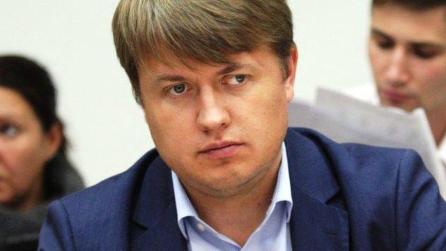 Зеленський звільнив Андрія Геруса з посади свого представника в Кабміні
