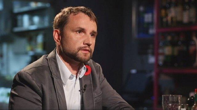 Місце Ірини Луценко у Верховній Раді займе Володимир В'ятрович