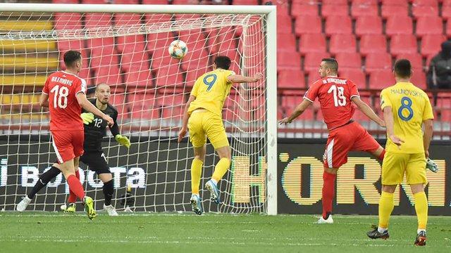 Україна вирвала нічию в матчі проти Сербії у відборі на Євро-2020
